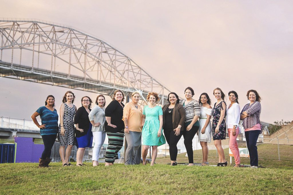 Corpus Christi Moms Blog Contributor Team- Harbor Bridge- Meg Hodge Photography