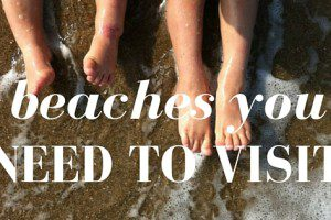 5 Beaches You Need to Visit in the Corpus Christi Area- Sand in the Toes- Corpus Christi Moms Blog