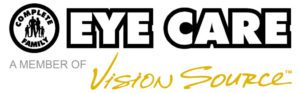 Complete Family Eye Care Logo- A Member of Vision Source