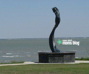 Things to Do: Guide to Corpus Christi- Corpus Christi Bayfront Art- Corpus Christi Moms Blog
