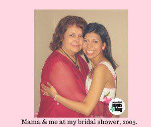 Mama and Me at Bridal Shower