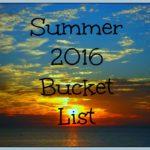Corpus Christi Area Summer Bucket List 2016