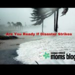 Is Your Family Ready If Disaster Strikes? {Hurricane Preparedness}