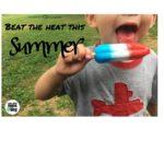 Beat the Heat {Summer Survival in Corpus Christi}