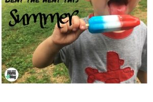 Beat the Heat {Summer Survival in Corpus Christi}- Popsicles- Corpus Christi Moms Blog