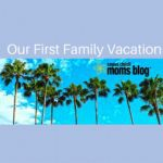 We Survived! {Our Family's First Summer Vacation}