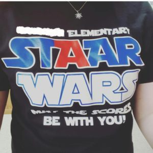 staar shirt- Never Forget Our Third Grade Adventure (A letter to my students)- Corpus Christi Moms Blog