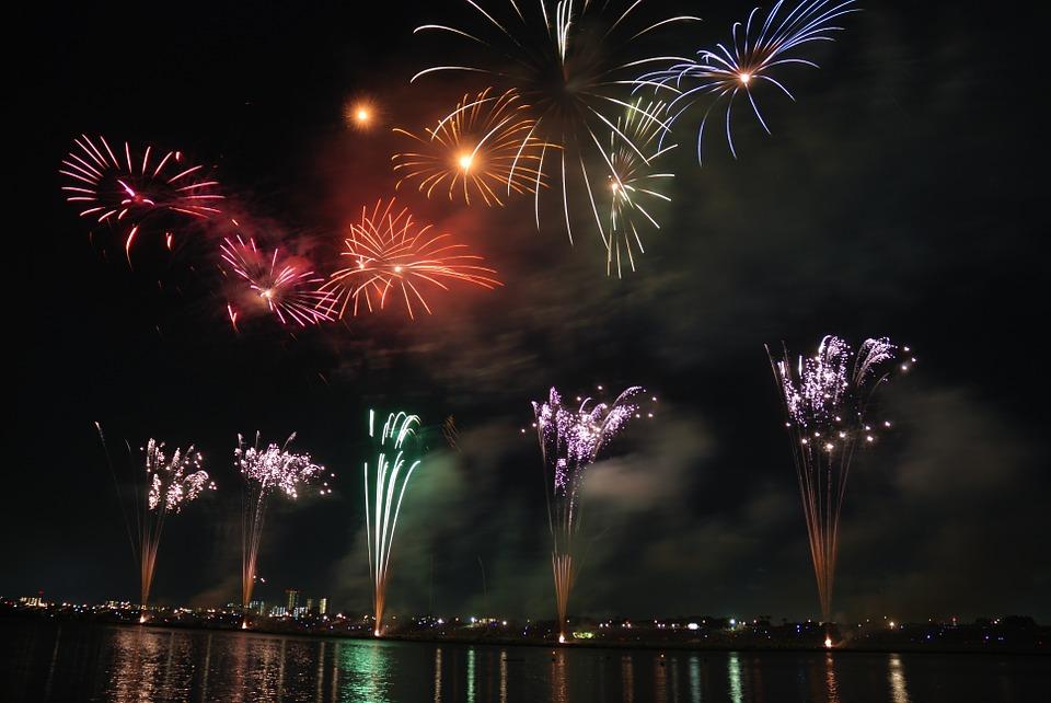 4th of July Fireworks- Corpus Christi Moms Blog