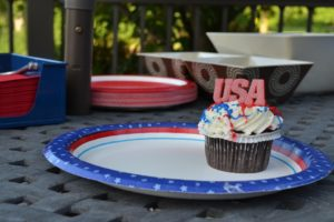 4th of July Recipes That Will Revolutionize Your Holiday- Cupcake - Corpus Christi Moms Blog