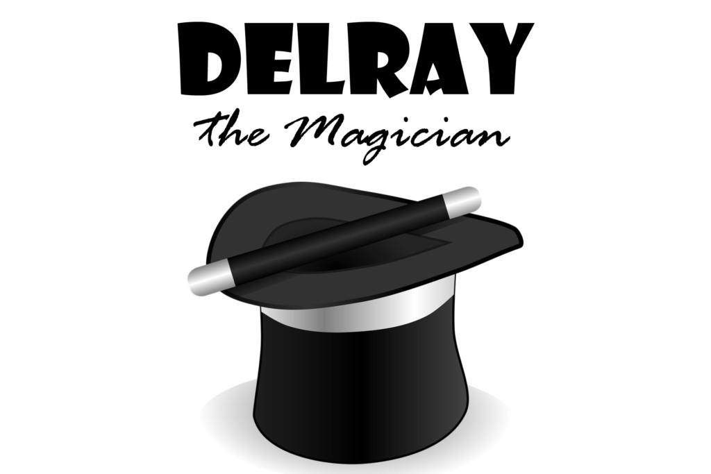 Delray the Magician- Corpus Christi Texas