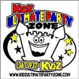 Kidz Ultimate Party Zone- Corpus Christi