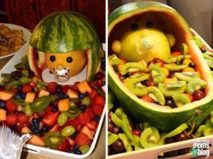 Watermelon Fruit Tray