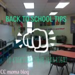 Kick Start Your Year {Back to School Tips}