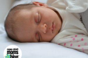 Routine and Sleep Training Work for Us- Corpus Christi Moms Blog