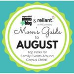 Family Friendly Things to Do In the Corpus Christi Area {August 2016}