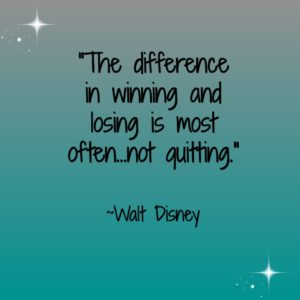 Winning is OK, But Sometimes I Want My Daughter to Lose- Disney Quote- Corpus Christi Moms Blog