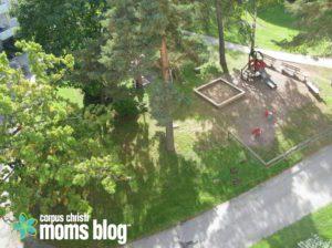 Homeschool at the park- Corpus Christi Moms Blog
