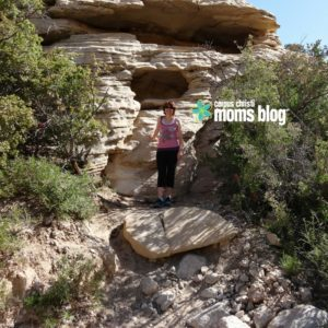 Embracing My Mombod- It's Not That Simple- Hiking in Las Vegas- Corpus Christi Moms Blog
