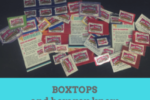 BOXTOPS {An Addiction}- How you Know- Corpus Christi Moms Blog