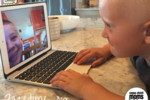 screen, video
