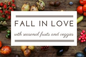 Fall in Love with Seasonal Produce- Corpus Christi Moms Blog