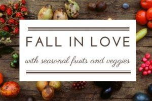 Fall in Love with Seasonal Produce- Corpus Christi Moms Blog
