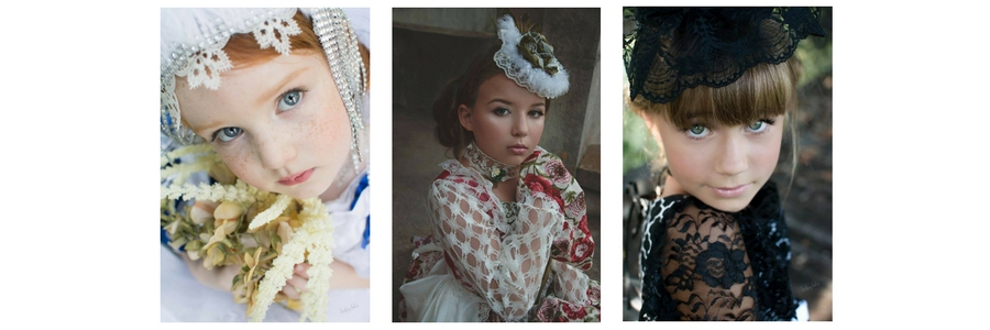 Lindsey Baker Photography- Pretty Young Girls Fashion Collage- Corpus Christi Moms Blog
