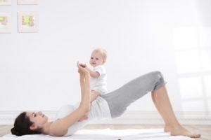 Mom and Baby- Liposuction vs. Tummy Tuck- Dr. Max Gouverne- Corpus Christi Moms Blog
