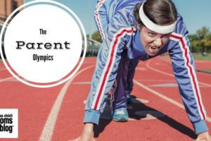 Games Moms Play: The Parent Olympics- Corpus Christi Moms Blog