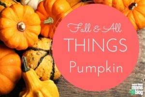 My Love Affair with Fall and All Things Pumpkin- Wreath- Corpus Christi Moms Blog