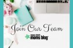 Join Our Team- Corpus Christi Moms Blog is Hiring!