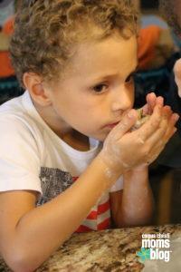 homemade play dough - corpus christi moms blog