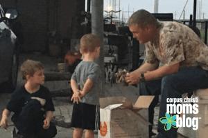 Daddy can fix it- Corpus Christi Moms Blog