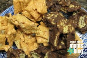 The Unrecipe Post- Elf Munch Recipe- Corpus Christi Moms Blog