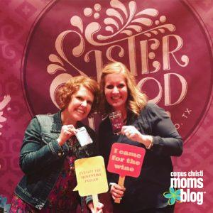 East Texas Moms Blog and Corpus Christi Moms Blog site owners- sister conference 2016