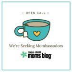 :: OPEN CALL :: Be a MOMbassador!
