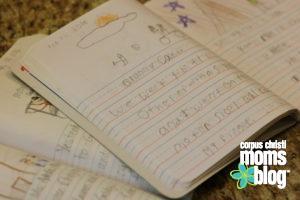 Journaling- Remembering the Details that Make Life Memorable- Corpus Christi Moms Blog