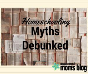 Homeschooling: Myths Debunked