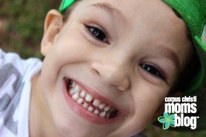 Does My Child Need Braces- Boy Smiling- Corpus Christi Moms Blog