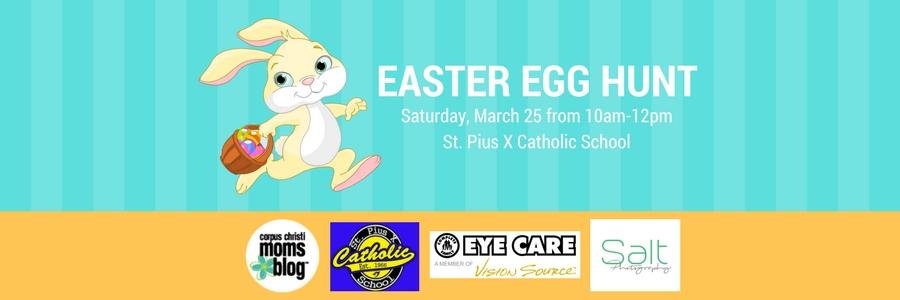 Easter Egg Hunt- Facebook Event- Corpus Christi Moms Blog