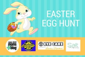 Easter Egg Hunt Featured Image- Corpus Christi Moms Blog