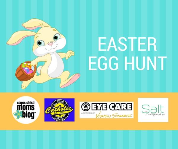 Easter Egg Hunt Featured Image- Corpus Christi Moms Blog