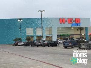 HEB Plus Corpus Christi- Save Time and Stress Less with HEB Curbside- Corpus Christi Moms Blog