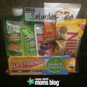 Texas Road Trip Snacks - Corpus Christi Moms Blog