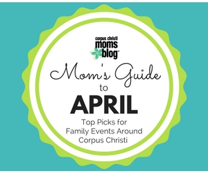 Website Ad- Monthly Top Picks- April- Corpus Christi Moms Blog
