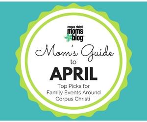Website Ad- Monthly Top Picks- April- Corpus Christi Moms Blog