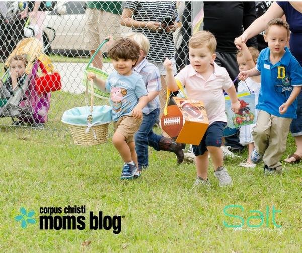 2017 Easter Egg Hunt- Corpus Christi Moms Blog- Salt Photography