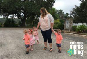 My Life as a Quad Mom- Corpus Christi Moms Blog