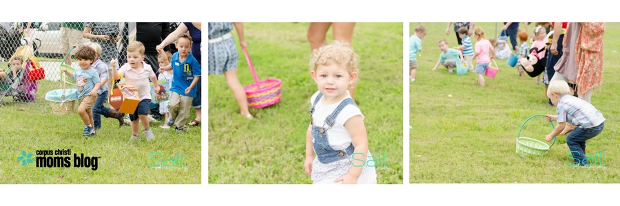 Corpus Christi Moms Blog 2017 Easter Egg Hunt- Salt Photography- Time to Hunt