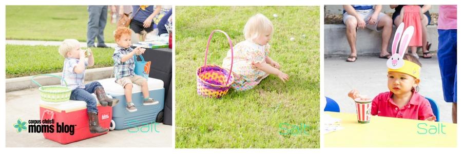 Corpus Christi Moms Blog 2017 Easter Egg Hunt- Salt Photography